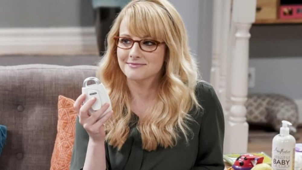 Bernadette Ranks 7 In The Top 10 Big Bang Theory Characters
