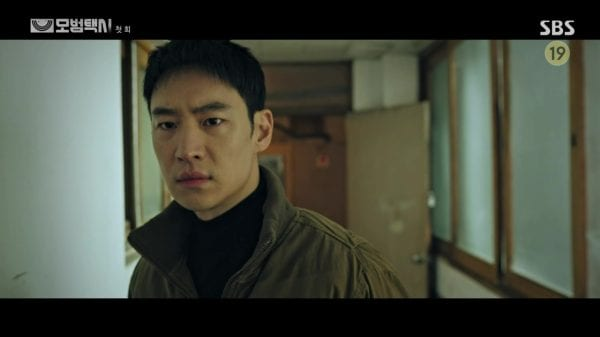 Taxi Driver episode 14