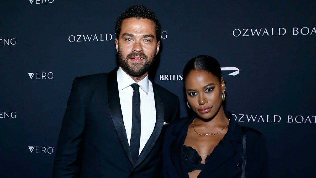 Jesse Williams And Taylour Paige On Their Relationship