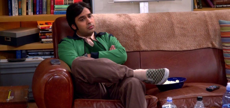 Raj Ranks 6 In The Top 10 Big Bang Theory Characters