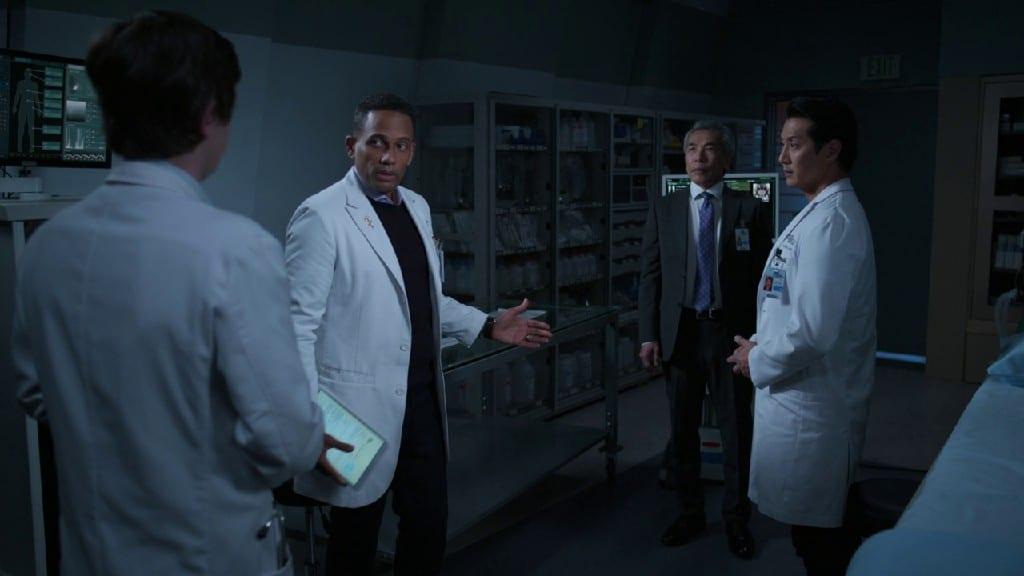 The Good Doctor S04E17 Recap
