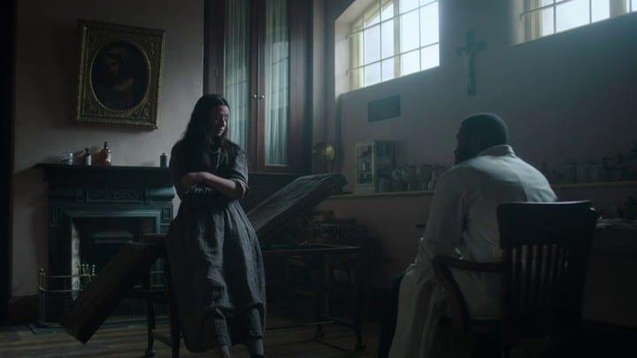 Amalia Inherits Molly's Body