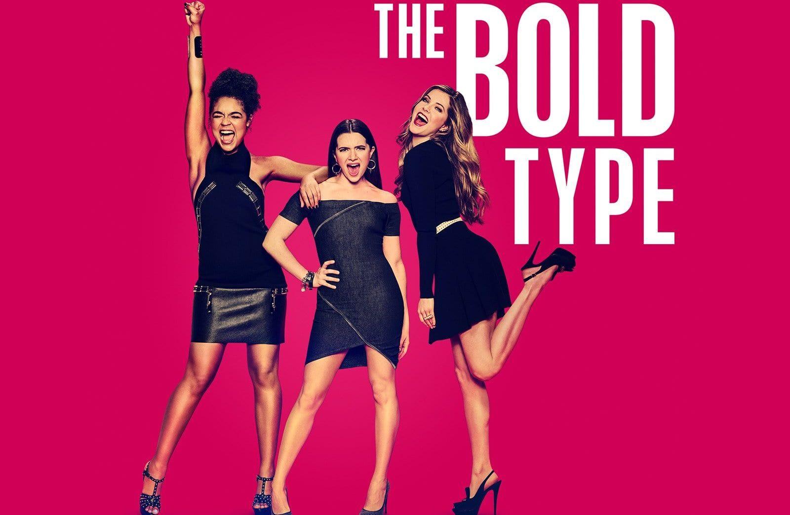 The Bold Type Season 5 Watch online
