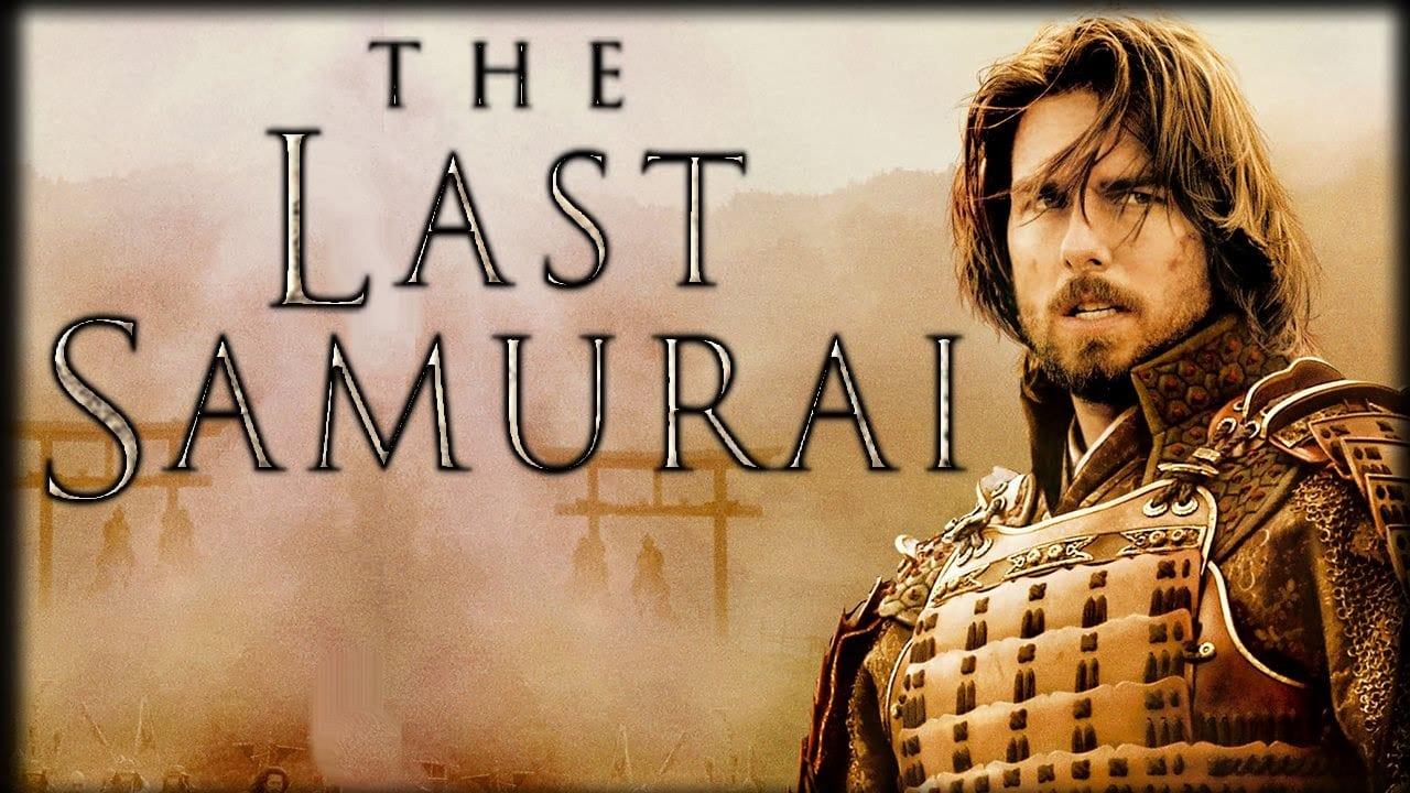 Tom Cruise The last samurai