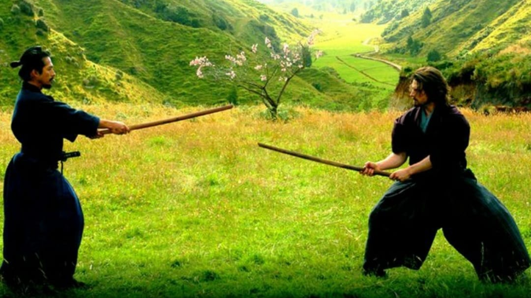 Where was the last samurai filmed