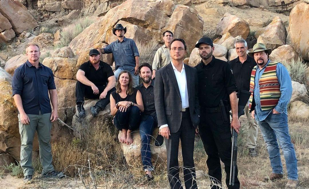 Cast of the secret of skinwalker ranch