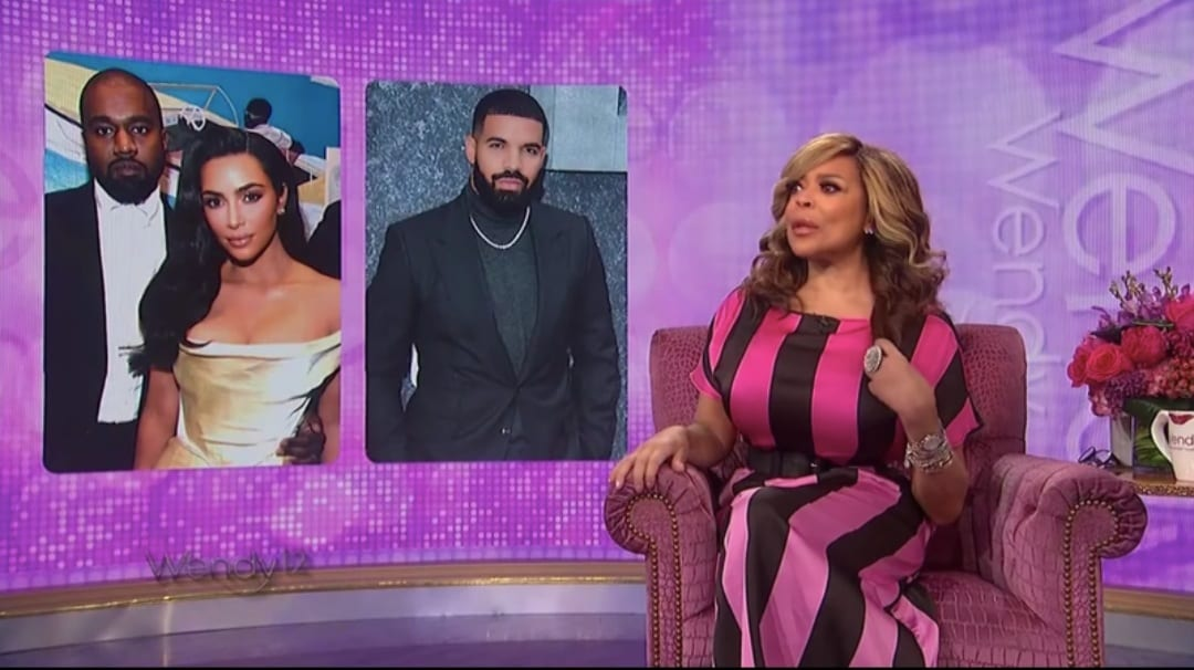 Wendy Williams tank in tunes if other