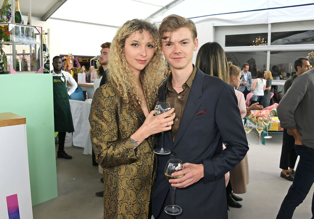 Who is Thomas Brodie Dating?
