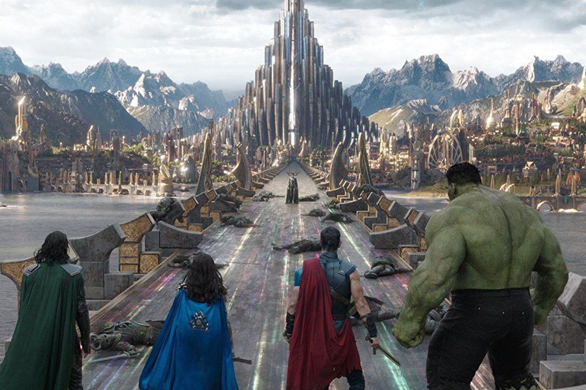 Asgard Gets Destroyed In Thor Ragnarok