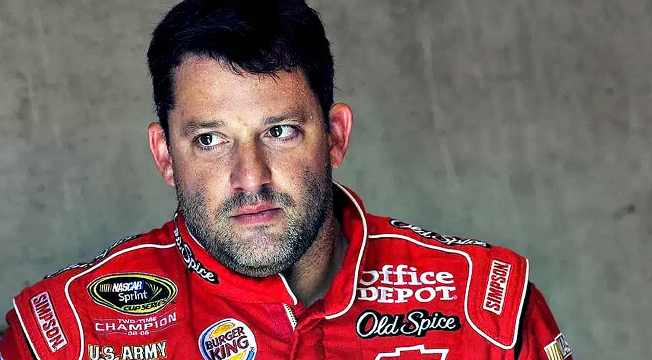 Who Is Tony Stewart Dating?