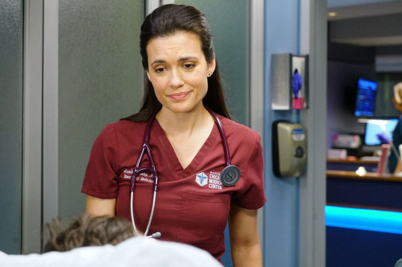 Why is Torrey DeVitto Leaving Chicago Med?