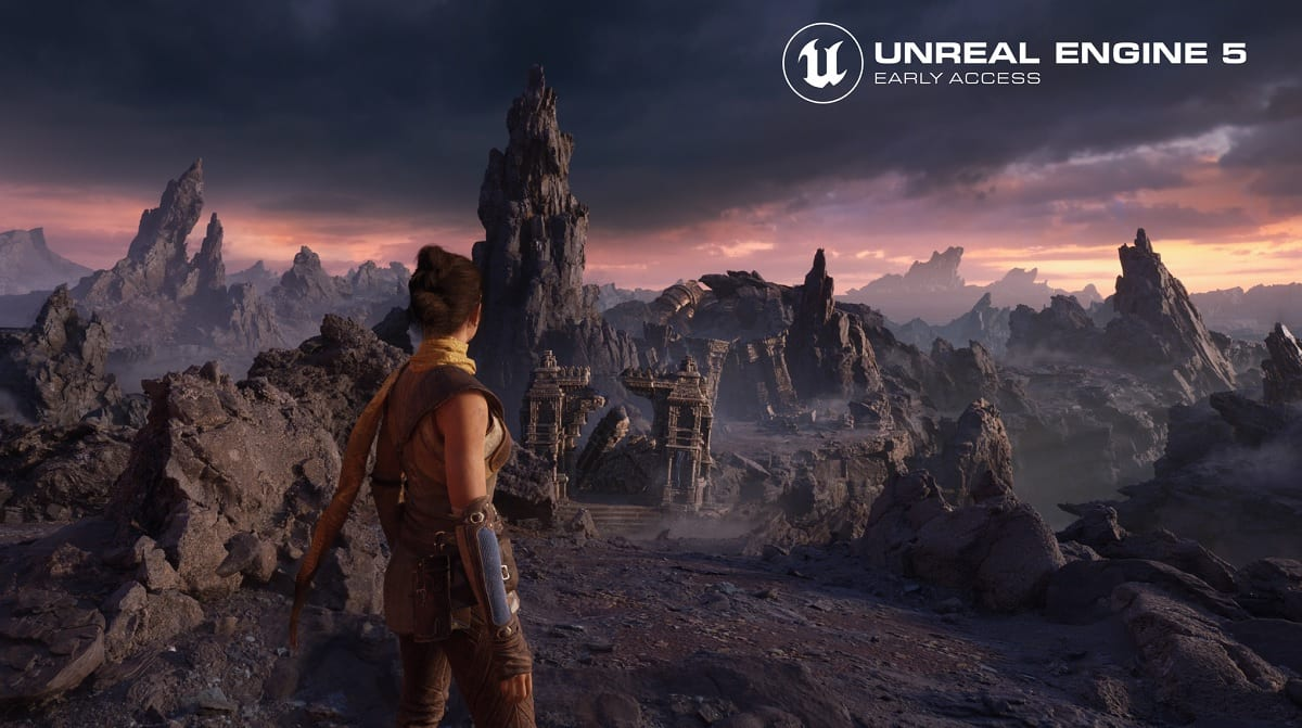 Getting early access to Unreal Engine 5, is it free?