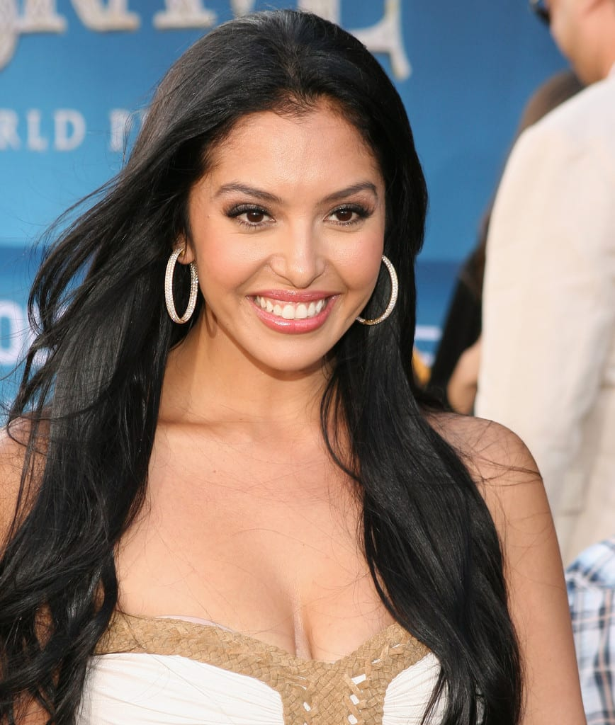 Who Is Vanessa Bryant Dating?