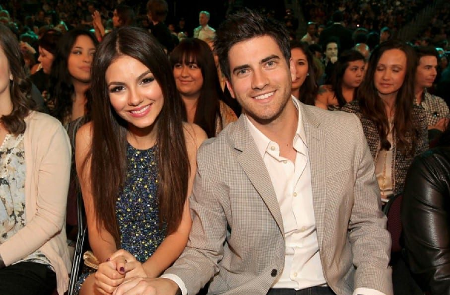 Victoria Justice Dated Ryan Rottman Once