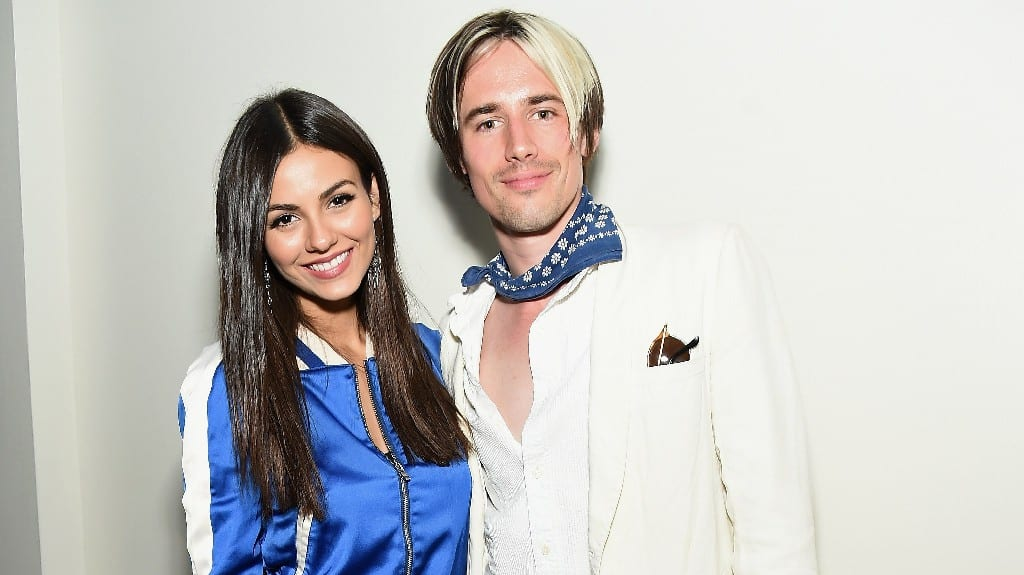 Victoria Justice Recently Dated Reeve Carney