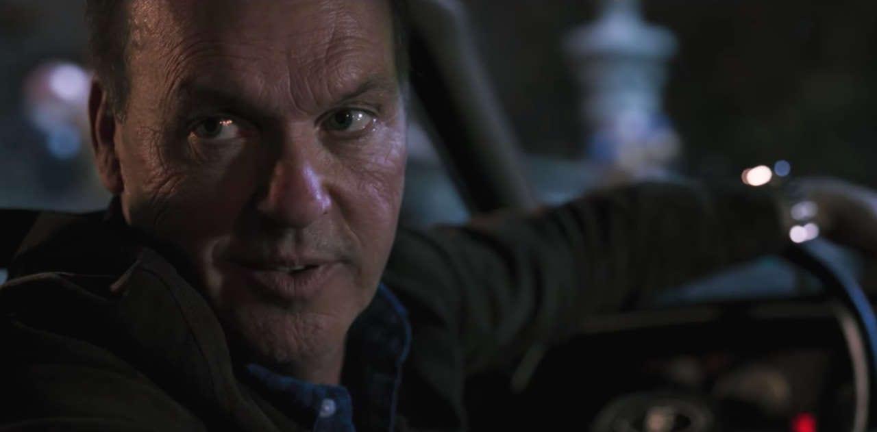 Vulture Interrogates Peter Parker
