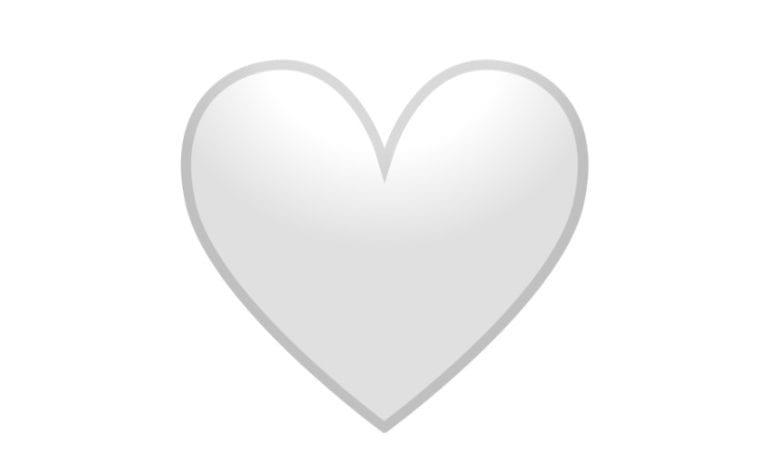 White-emoji