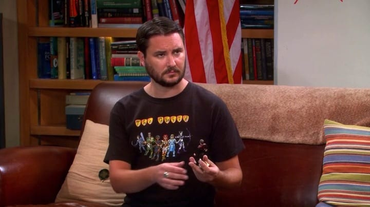 Wil Wheaton Ranks 9 On Top 10 Big Bang Theory Characters