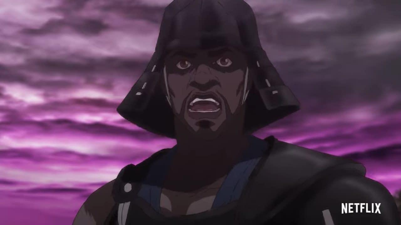 A Look At Netflix Anime Yasuke