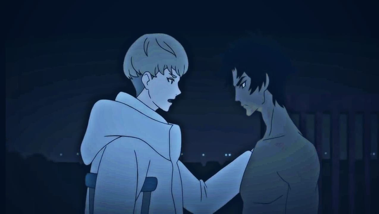 Akira and Ryo