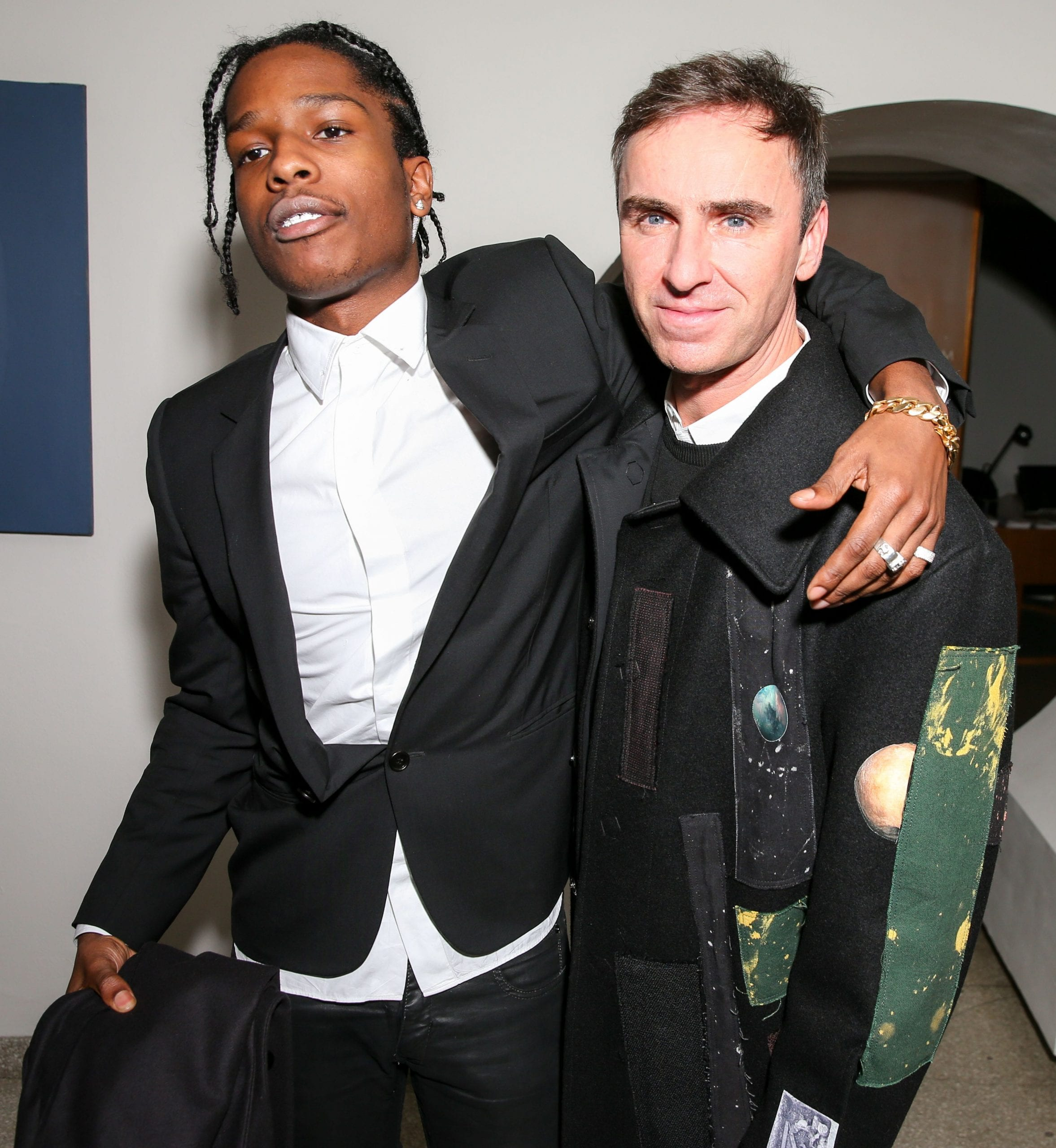 What is the net worth of Asap Rocky