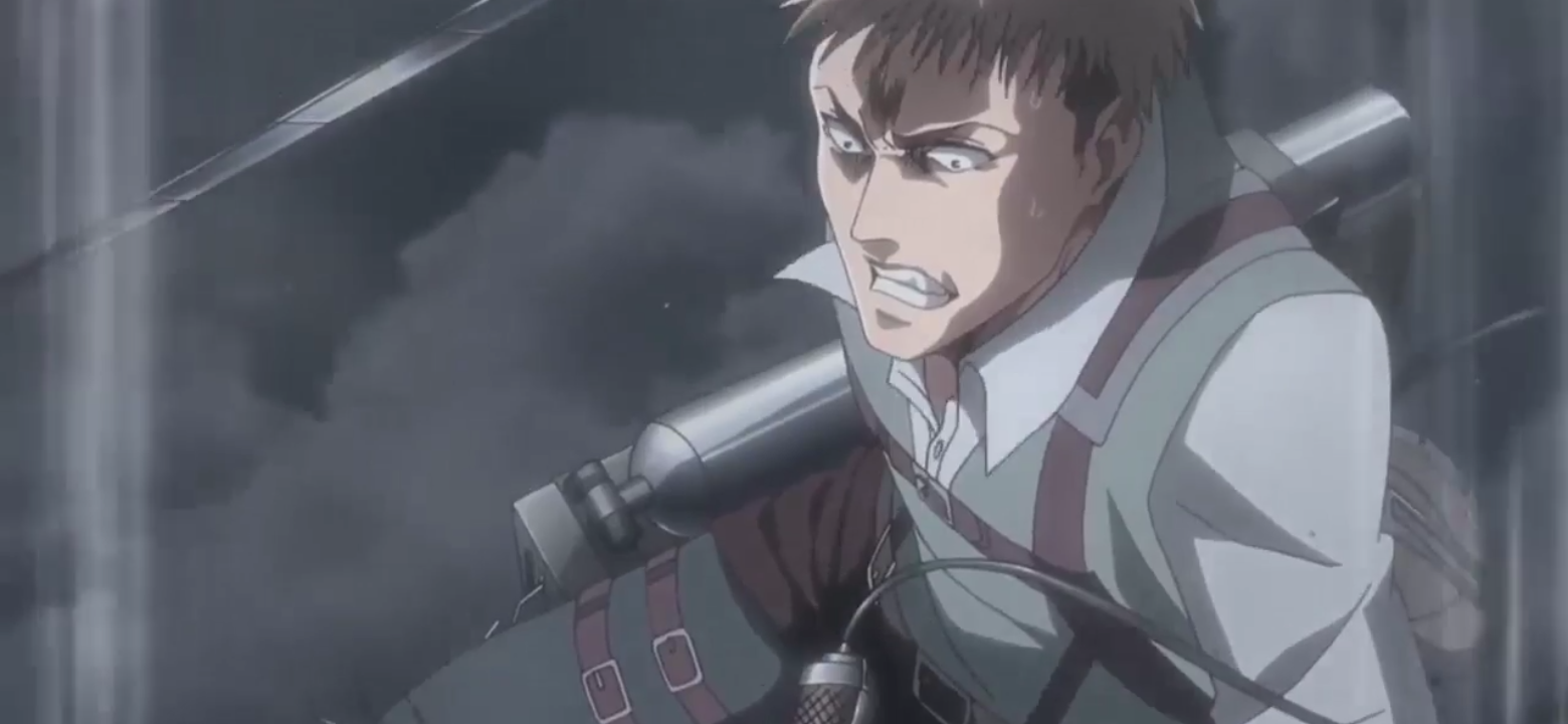 Strongest characters in Attack on Titan