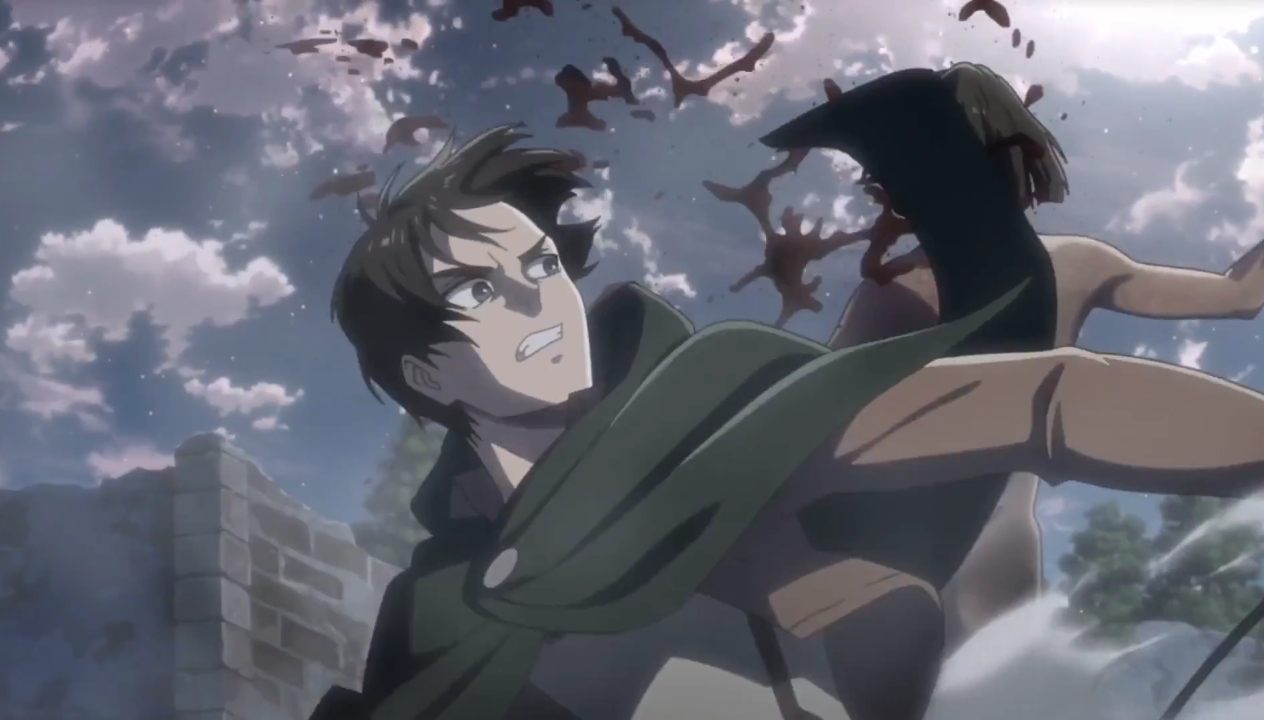 Eren Yeager facts