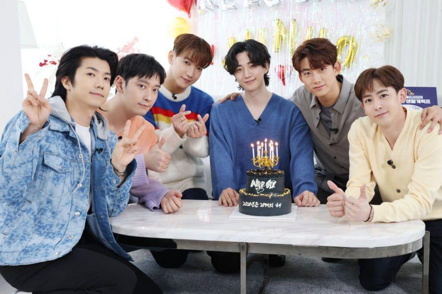 2PM comeback in June