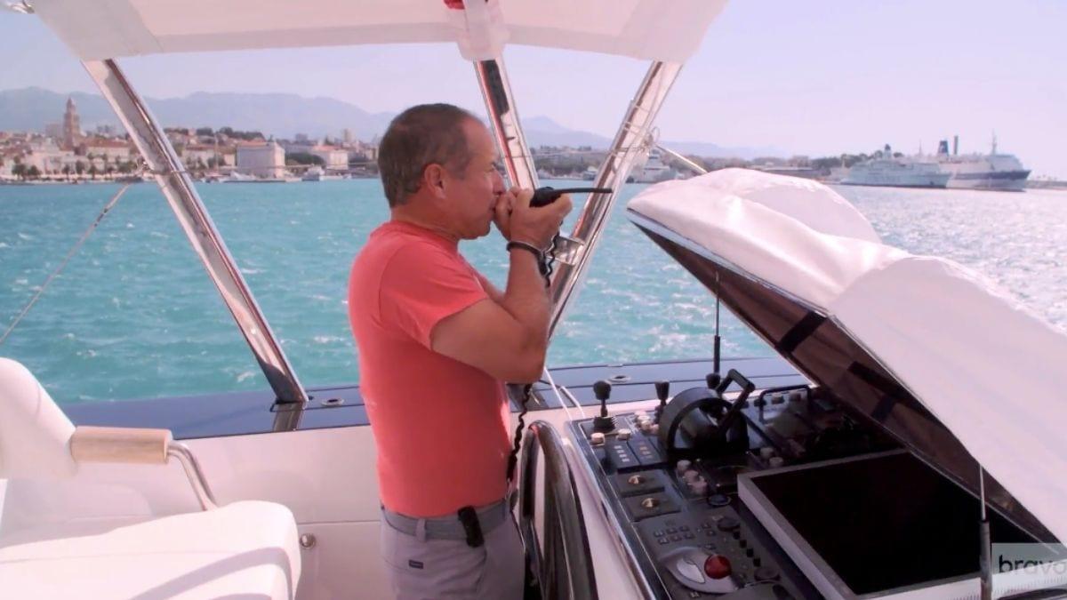 Below Deck Sialing Yacht Season 2 Episode 11