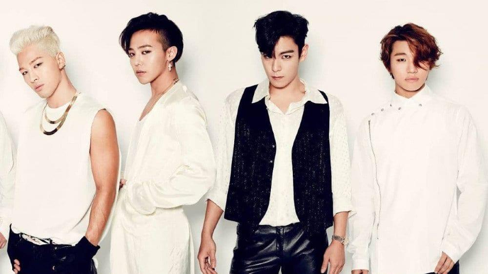 BIGBANG updates on joining weverse
