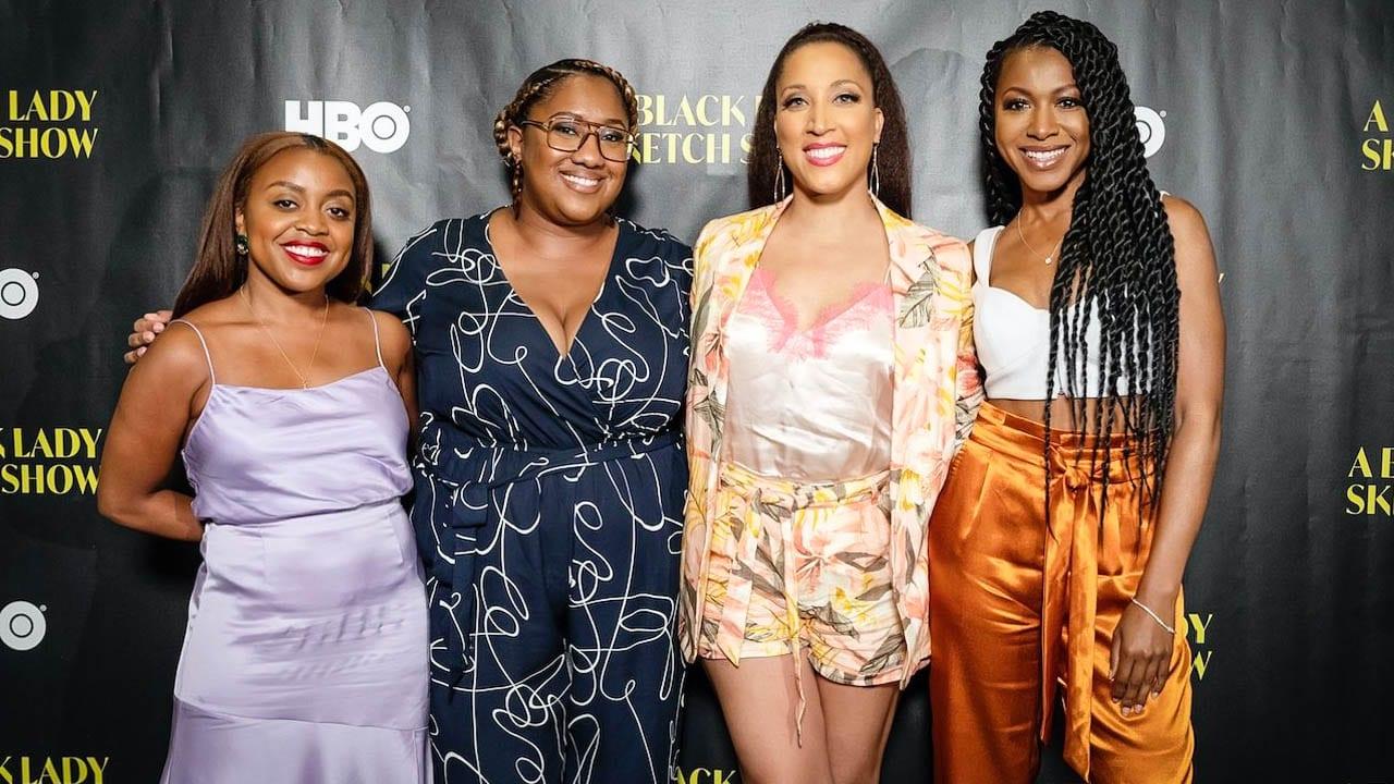 The Black Lady Sketch Show Season 2 Episode 3 Release Date