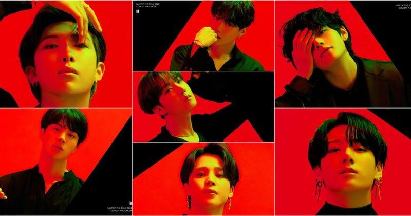 BTS Butter concept teaser