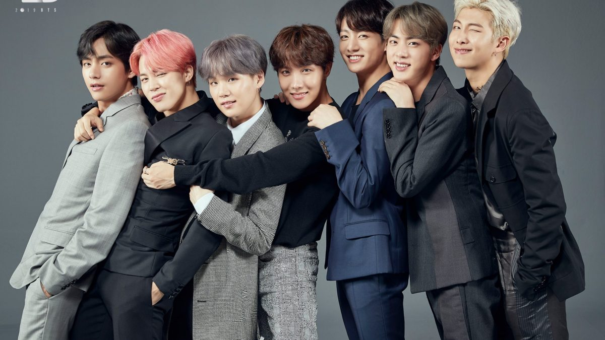 BTS Festa 20  The Septet Releases Adorable Poster for Their 20th ...