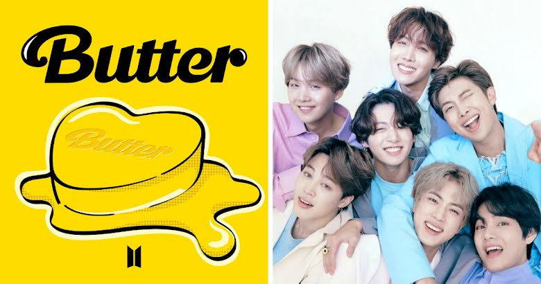BTS 'Butter' records