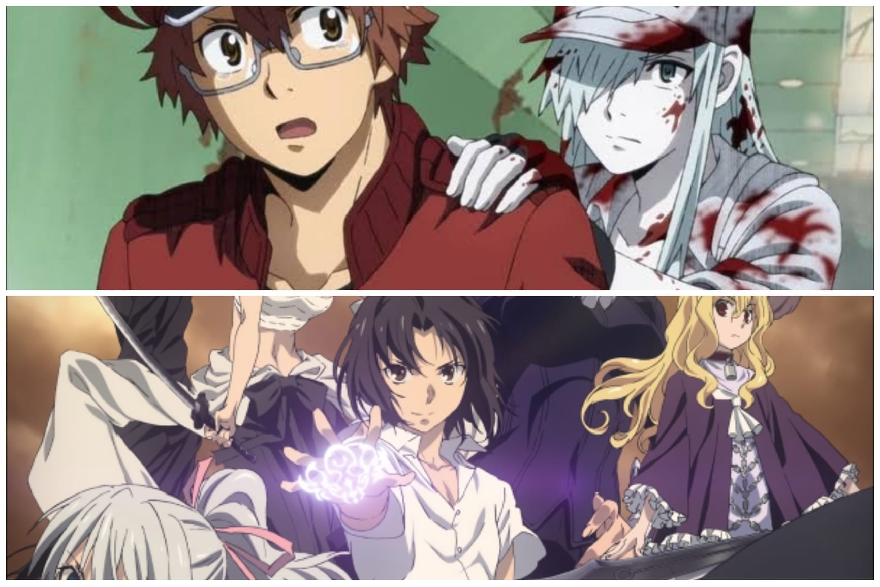 Cells at wprk and taboo tattoo