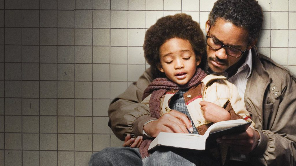 Which character did Smith play in The Pursuit of Happyness?