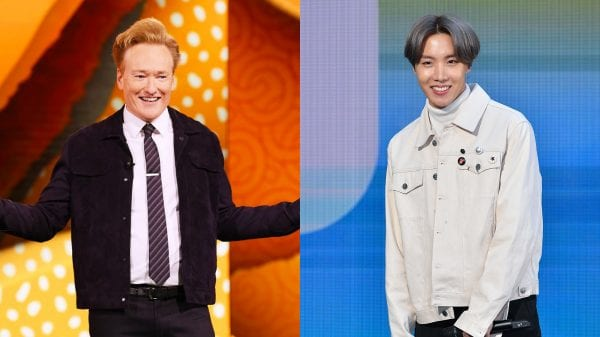 Conan and J-Hope