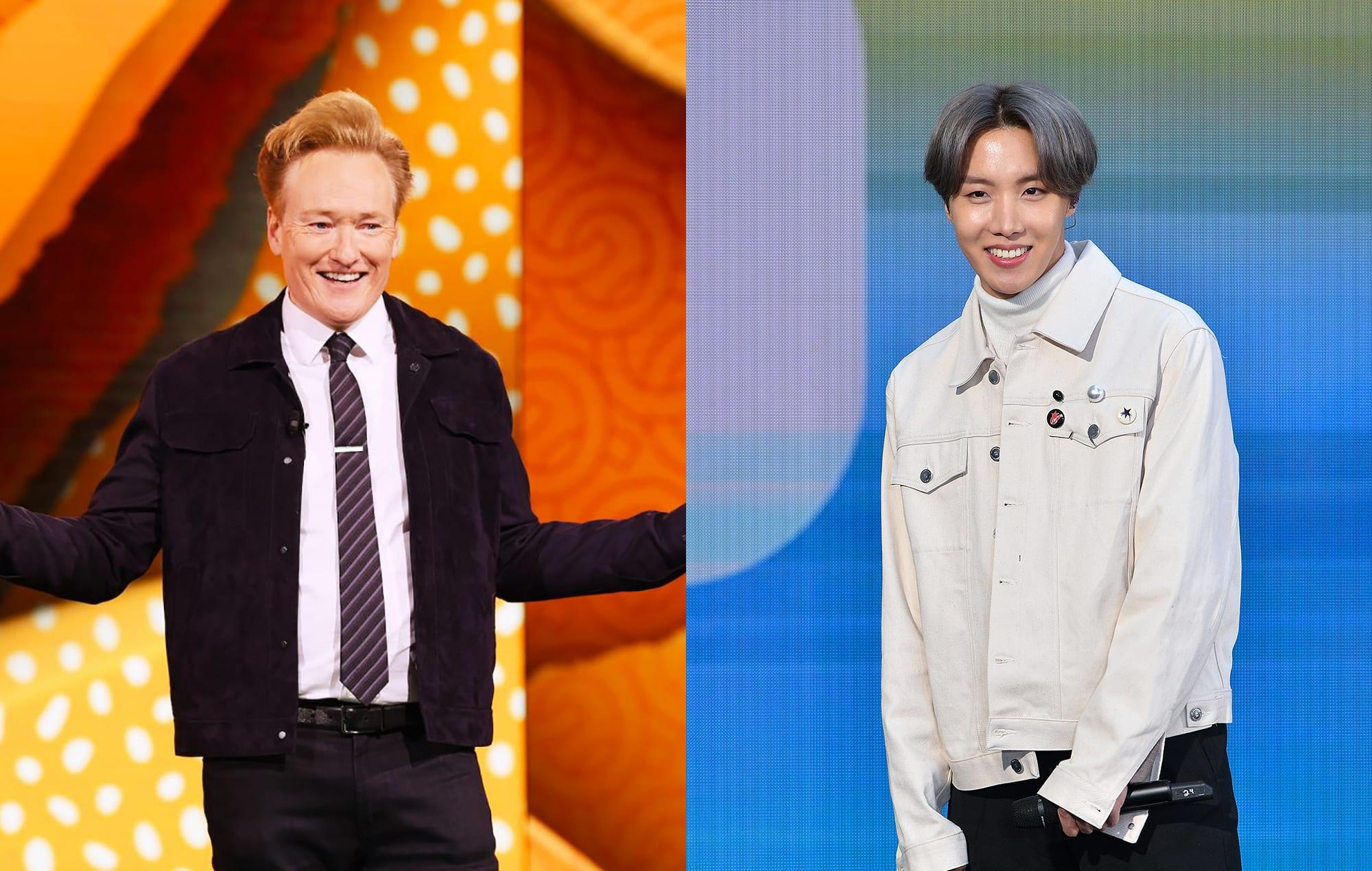 Conan and J-Hope