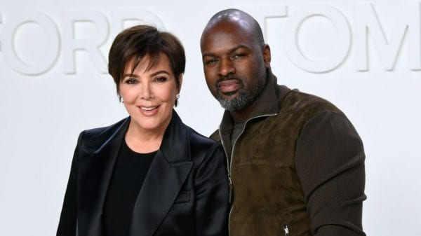 who is kris jenner dating