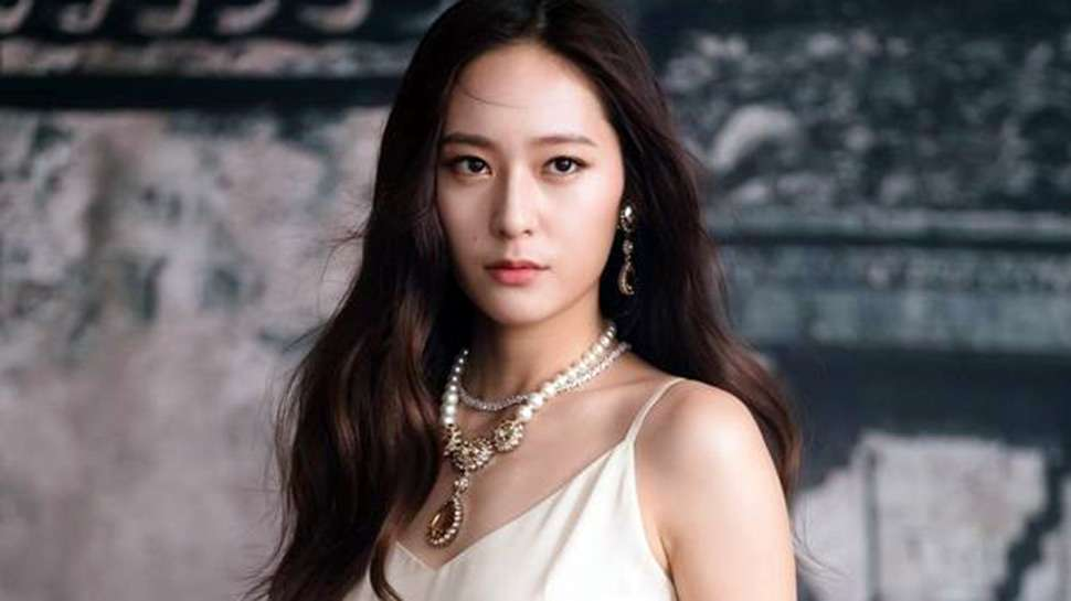 Krystal in the upcoming k-drama Police Class