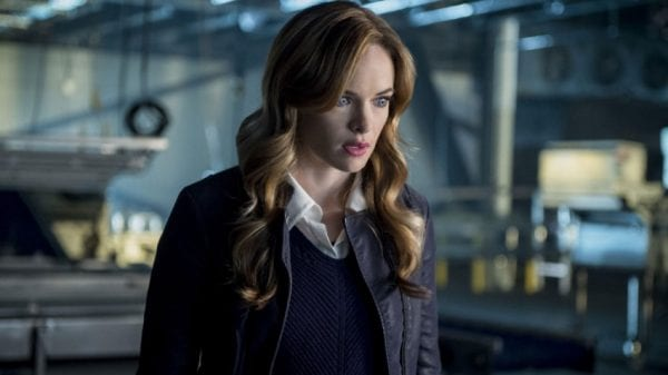 is Danielle Panabaker leaving the flash?