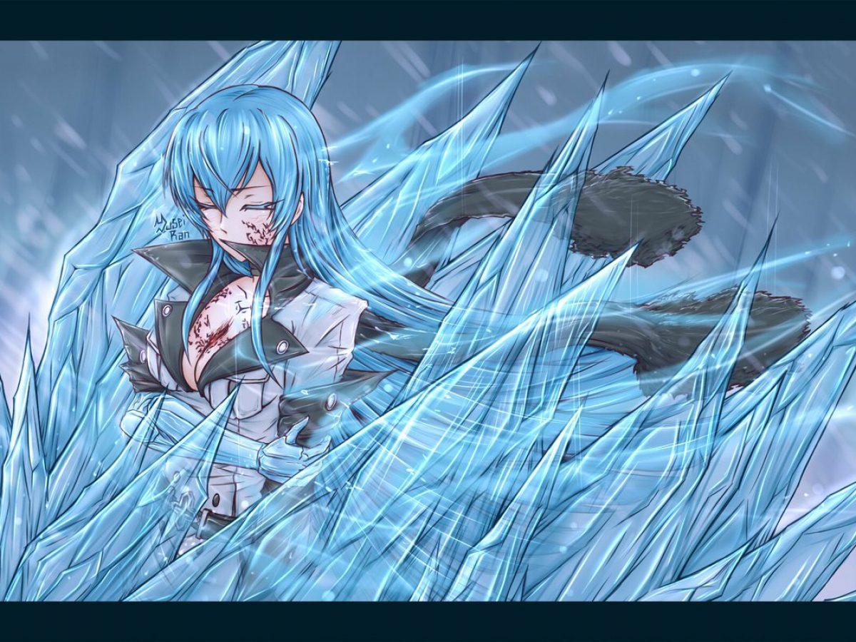 Anime Ice Girl