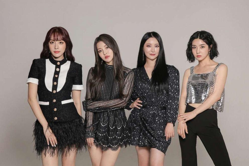 May Girl Group Brand Reputation ranking