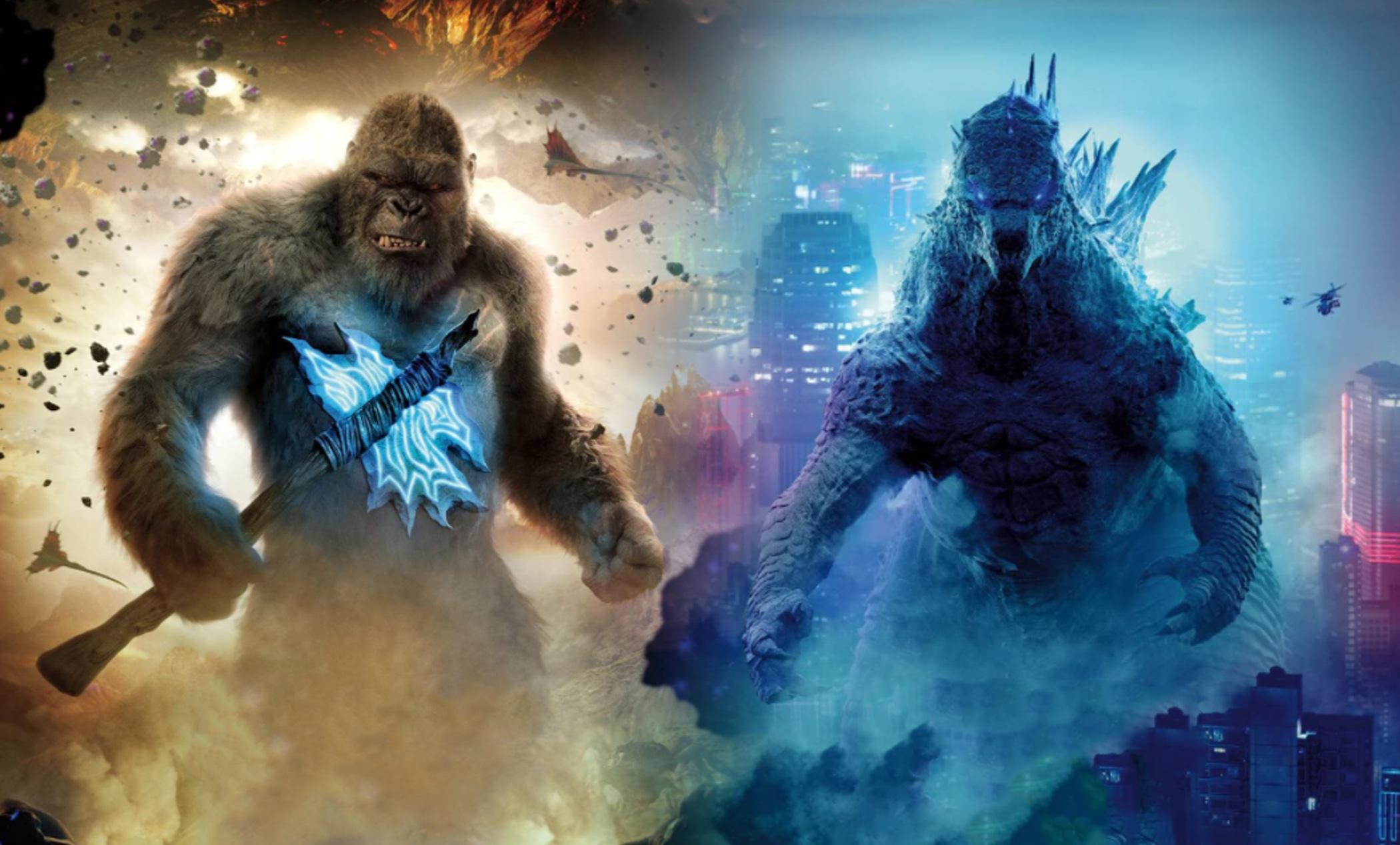 Godzilla vs Kong DVD Release Date