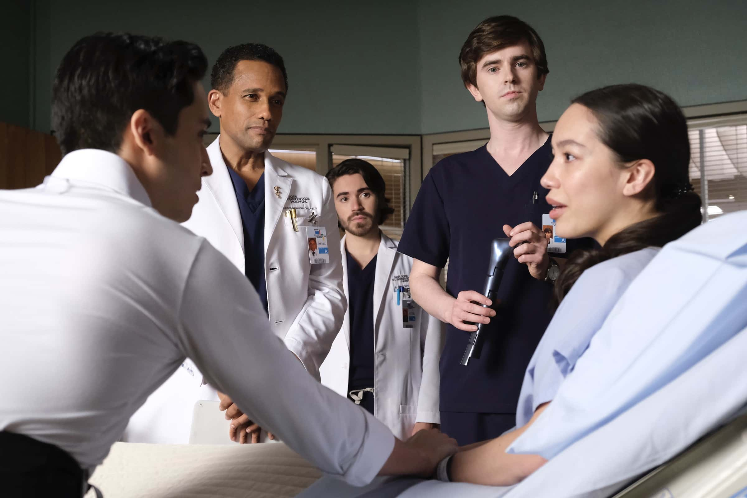 The Good Doctor Season 4 Episode 16 Release Date and Spoilers