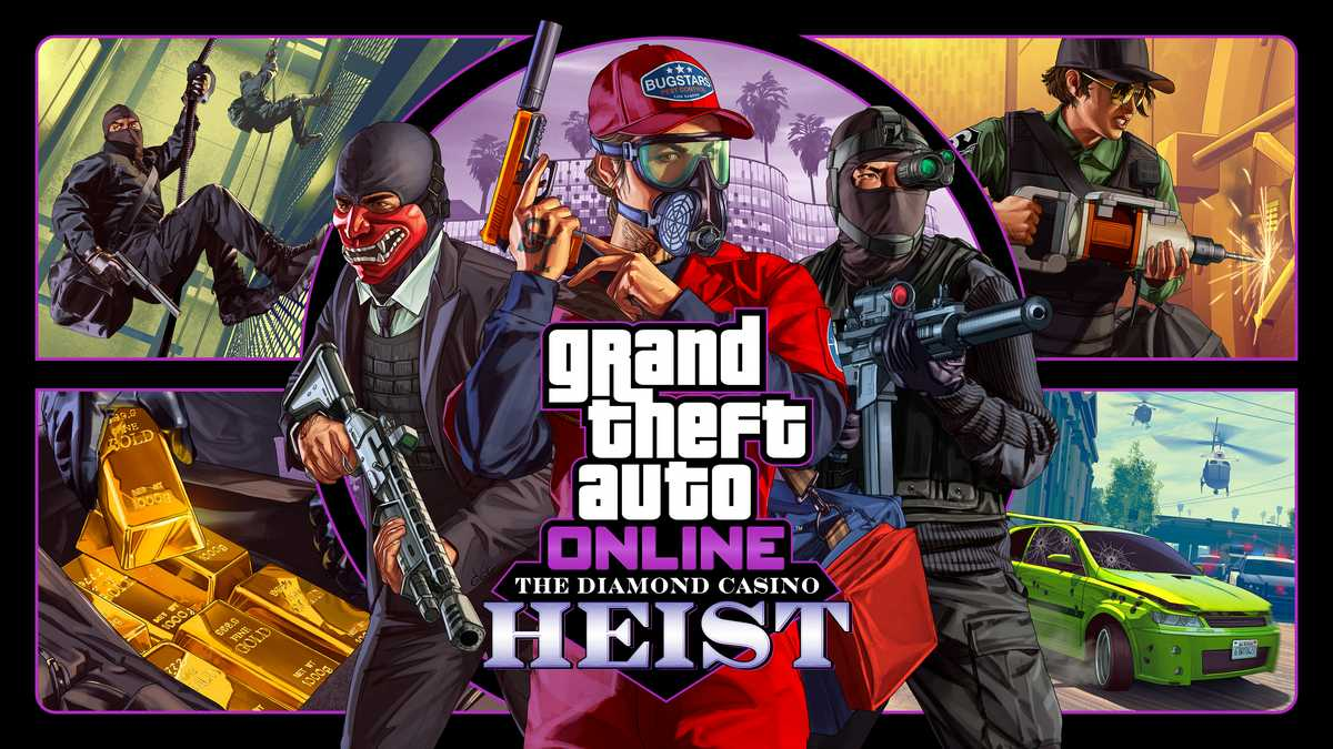 new update for GTA V