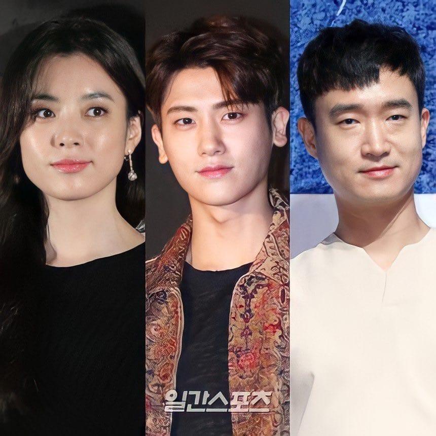 Jo Woo Jin Park Hyung Sik