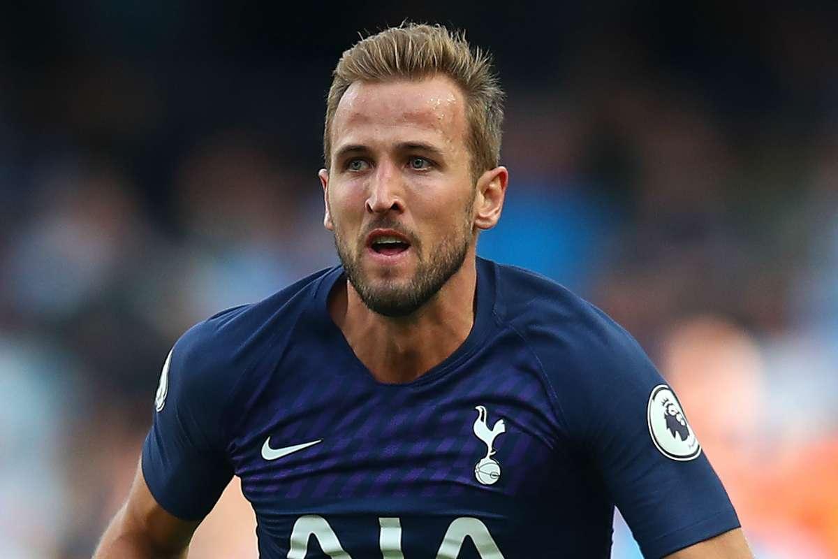 he Tottenham Star Harry Kane