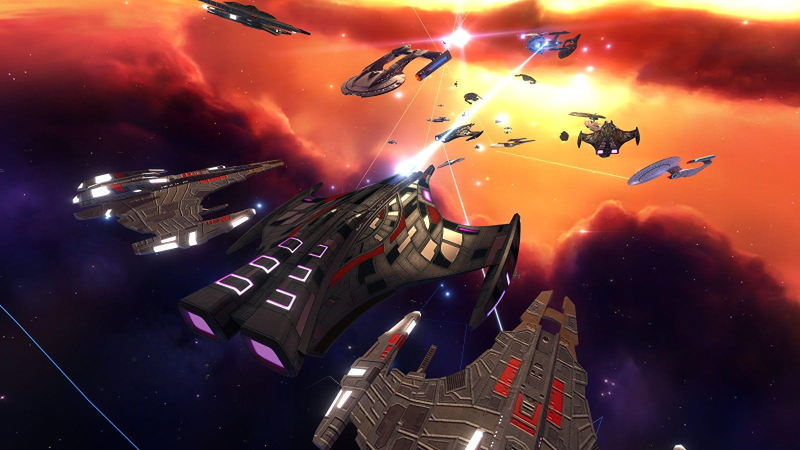 Homeworld Remastered Spaceships