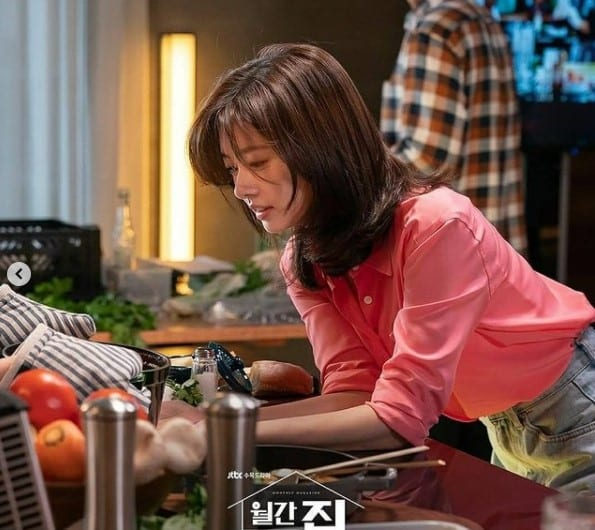 Updates on Jun so MIn's character in monthly house